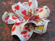 Image result for CARDS MADE WITH BOWS
