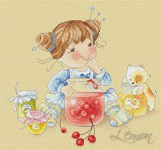 """Gallery.ru / Фото #27 - Для фирмы """"Lena Lawson Needlearts"""" - Lemon84"""