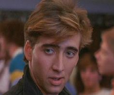 Most Embarrassing Past Movie Star Roles - Nicholas Cage starred in Valley Girl