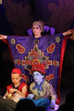 Aladdin Jr. Magic Carpet