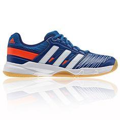 promo code f4acc 272c8 Adidas Court Stabil Elite Junior Squash Shoes