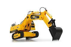 Excavadora J-Matic RC 1:27 ⋆ Etoytronic⚡️