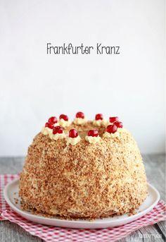 Frankfurter Kranz wie bei Oma