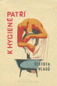 Czechoslovakian matchbox label by Shailesh Chavda, via Flickr