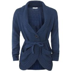 Dressing Your Truth Type 2 | Dressing Your Truth: Type 2 / ONLY Forest Cable Knit Cardigan ($19 ...
