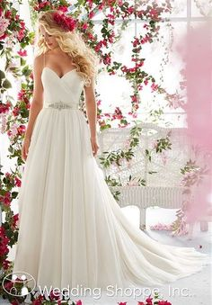 Voyage by Mori Lee Bridal Gown 6812