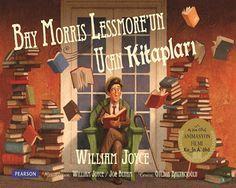Bay Morris Lessmore'un Uçan Kitapları (4+)   Bir Dolap Kitap