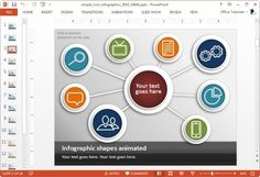 Free Powerpoint Smartart Picture Diagram Template  Microsoft
