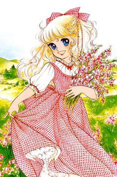 Anime Chibi, Manga Anime, Anime Art, Candy Pictures, Dulce Candy, Old Anime, Old Cartoons, Dream Art, Beautiful Anime Girl