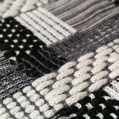 """63 Likes, 5 Comments - Amy Lawrence (@amylawrencedesigns) on Instagram: """"Feeling the checks today for @sophiestellerstudio #wool #knit #weave #knitstagram…"""""""