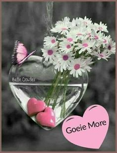 Good Morning Greetings, Good Morning Wishes, Lekker Dag, Afrikaanse Quotes, Celebrate Recovery, Goeie More, Morning Blessings, Morning Quotes, Flower Art