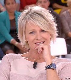 Sophie DAVANT dans Toute une Histoire le 29 10 2014 sur France 2   TELEVISIONSTYLE.COM