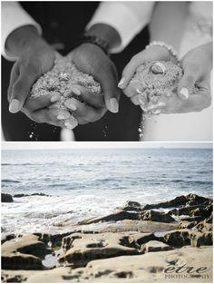 Beach Wedding // Etre Photography