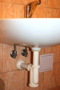 Jak vyčistit odpad | Žijeme homemade Sink, Homemade, Origami, Home Decor, Cleaning Hacks, Sink Tops, Vessel Sink, Decoration Home, Home Made