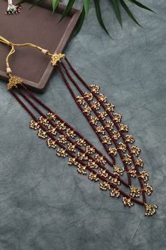 Online shopping for Chains & Necklaces from a great selection at Jewellery Store. Jewelry Design Earrings, Gold Jewellery Design, Bead Jewellery, Necklace Designs, Beaded Jewelry, Handmade Jewellery, Diamond Jewellery, Jewellery Making, Silver Jewellery