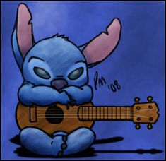 Stitch and uke