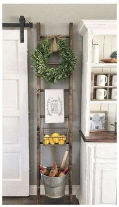 58 One Simple Trick for Kitchen Decor Ideas Apartment Small Spaces Unveiled - a., 58 One Simple Trick for Kitchen Decor Ideas Apartment Small Spaces Unveiled - a. Country Farmhouse Decor, Farmhouse Kitchen Decor, Rustic Decor, Modern Farmhouse, Rustic Wood, Farmhouse Cafe, Vintage Farmhouse Decor, Rustic White, Farmhouse Ideas