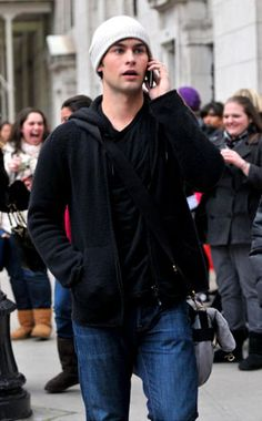 Chace Crawford from The Big Picture: Today's Hot Photos