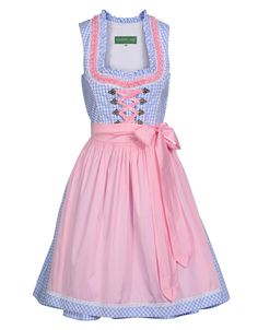 Dirndl   Country Line   ADLER MODE Country Line, Trends, Summer Dresses, Fashion, Light Blue, Cotton, Moda, Summer Sundresses, Fashion Styles