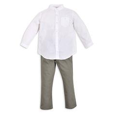 Camisa EPK para niño, en color blanco.