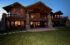 Lane Myers Construction Custom Home Builder Park City Utah The Preserve