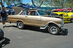 Altered Chevy II