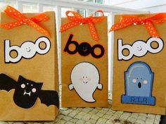 Halloween Goody Bag Ideas for Preschool Halloween Goodie Bags, Fröhliches Halloween, Halloween Birthday, Holidays Halloween, Halloween Treats, Halloween Decorations, Preschool Halloween, Preschool Gifts, Halloween