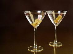 A Nice Smooth Smoky Martini  #smoothestdayever