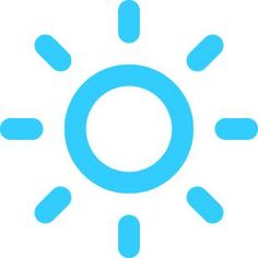Mostly Sunny today! With a high of 80F and a low of 63F.