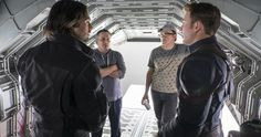 Avengers 4 to Be Russo Brother's Final Marvel Movie? -- Josh Brolin hints that the Russo Brothers may be done with the Marvel Cinematic Universe after Phase 4 concludes with Avengers 4. -- http://movieweb.com/avengers-4-russo-brothers-last-marvel-movie/