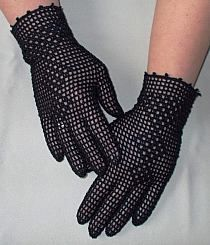 ghotic gloves