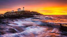 Pretty lighthouse wallpaper (Jay Bishop 1920x1080)