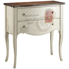 I pinned this Cothay Accent Chest from the Worldly & Wise event at Joss and Main!