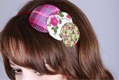 Ateliê Mayrles Emille Design: Tiaras e Headbands Me