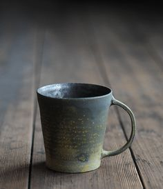 Cup by Takeshi Omura, via Analogue Life. $46.