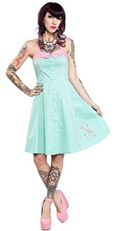 Sourpuss Pink Flamingo Peggy Dress Mint M Sourpuss Kids http://www.amazon.com/dp/B00LGZJJLY/ref=cm_sw_r_pi_dp_VzE0tb0XPW13DQVZ
