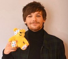 Louis ❤️ Backstage at BBC Children In Need. Liam Payne, Niall Horan, Louis Tomlinson Baby, Tomlinson Family, Harry Styles, Brave, Bon Point, Louis Tomlinsom, Louis Williams