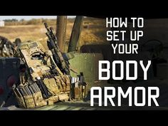 How to set up your body armor | Special Forces Techniques | Tactical Rifleman - YouTube