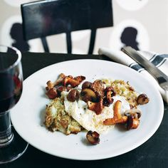 Traditionally made with mashed vegetables left over from a Sunday roast (here shaped into cakes and pan-fried), bubble and squeak allegedly gets its n...