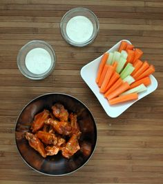 Wilde in the Kitchen: Why Bother? 2012 - Buffalo Sauce