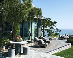 Courtney Cox's Malibu retreat   Interior Design and Home Decor