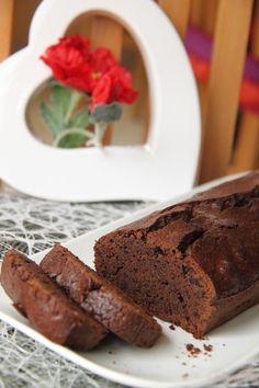 Cake au chocolat et fleur de sel de Pierre Hermé