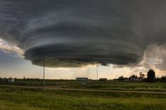 A wall cloud near Omaha, Nebraska. Smithsonian Magazine's 2013 Photo Contest - In Focus - The Atlantic Photography Competitions, Photography Contests, Tornados, Smithsonian Photo Contest, Wall Cloud, Earth Wind, Big Photo, Storm Clouds, Wild Nature