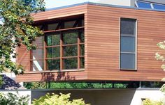 minimalist house concept should be your reference for creating elegant and modern living place with simple design such as this house in Palo Alto which is designed with inline architectural design Office Cabin Design, Cabin Interior Design, Interior Design Photos, Modern Exterior, Interior And Exterior, Residential Architecture, Interior Architecture, Rammed Earth, Prefab Homes