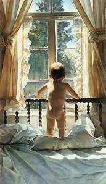 """An Innocent View"" by Steve Hanks"