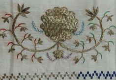 Hand Embroidery, Elsa, Ottoman, Costumes, Quilts, Ornaments, Antiques, Silver, Embroidery