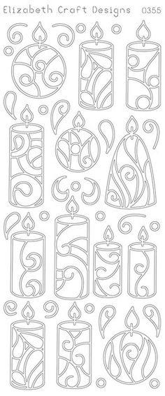 Candles (sku 0355)