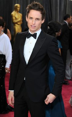 Eddie Redmayne #Oscars2013 #RedCarpet drool @Meghan Krane Watson