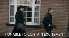 Sherlock Season 3 To Premiere On Jan. 19th. Accurate depiction of the Sherlock fandom in gif form. I never though I'd see the day/when I would face the world and say/good morning! Look at the sun!