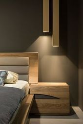 Beleuchtung Untitled - Simple Twin Bed Frame bed bed ideas, I Bedroom Lamps Design, Master Bedroom Interior, Modern Bedroom Design, Home Room Design, Home Interior Design, House Design, Bedroom Lighting, Luxurious Bedrooms, Home Decor Furniture